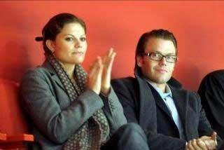 Victoria de Suecia se casará en 2010 con Daniel Westling