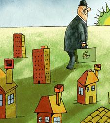 El stock de viviendas sin vender supera el millón
