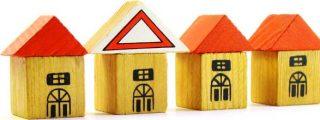 La venta de viviendas se frenó en España un 28% durante 2008