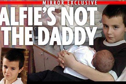 El niño padre no era el padre
