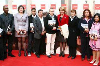 Esperanza Aguirre presentó Plan de Integración 2009-2012 para fomentar la convivencia