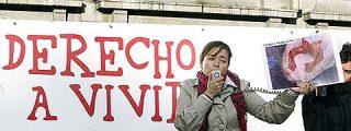 """La Marcha por la vida"""" recorre Madrid en contra del aborto"""