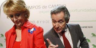 Esperanza Aguirre apuntala su poder en Caja Madrid