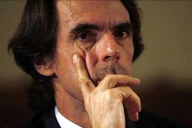 """Aznar acusa al Gobierno ZP de actitud """"mezquina"""" con los disidentes cubanos"""