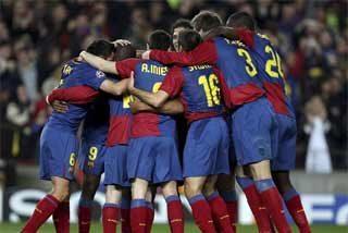 Liga de Campeones: El Barcelona sella su pase a cuartos con un magnífico primer tiempo contra el Olympique de Lyon