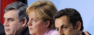 Sarkozy viaja más, pero contamina menos que Brown