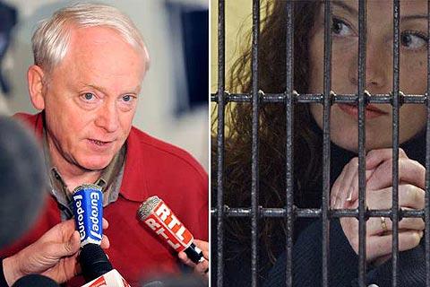 Una francesa condenada por secuestro centra la visita a México de Sarkozy