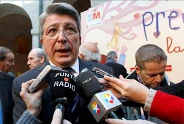 """Cerezo: """"Sin Florentino, los grandes jugadores nunca habrían estado en el Madrid"""""""