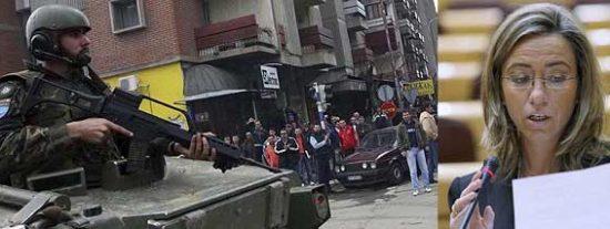 El Ejército español revela primero que detuvo a espías israelíes en el Líbano y luego lo niega