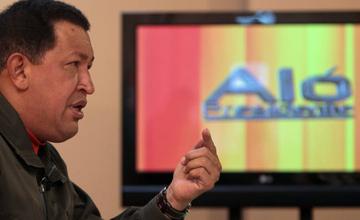 """Hugo Chávez suspende por segundo día la emisión de """"Aló Presidente"""""""