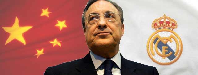 El cuento chino de Florentino o cómo conquistar Asia con ACS sólo si consigue la presidencia del Real Madrid