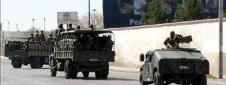 """Ciudad Juárez """"tomada"""" por el ejército y la policía"""