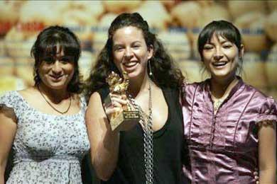 La película 'La teta asustada', de Claudia Llosa, lidera las taquillas de la capital peruana