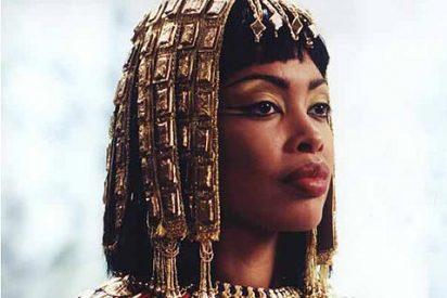 La seductora Cleopatra era mestiza