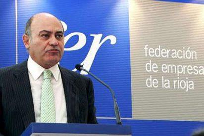 """Díaz Ferrán: """"Si hay huelga general irán también los empresarios agarrados a la pancarta"""""""