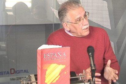 "Enrique Arias Vega: ""Muchos parecen avergonzarse de pertenecer a España"""