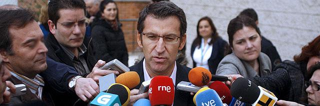 Feijóo levanta las alfombras de Touriño y descubre un agujero de más de 600 millones de euros