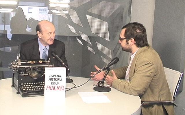 "Fernando de Orbaneja: ""En España nunca hemos tenido políticos patrióticos"""