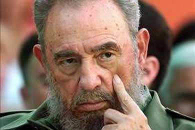 Fidel Castro negó tener conflictos con su hermano