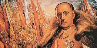 IU propone fundir la estatua de Franco retirada de Ferrol y reconvertirla en un monumento a los republicanos