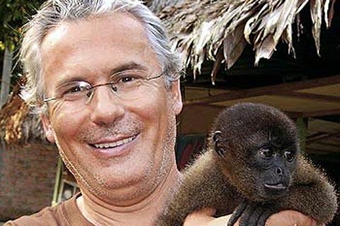 El juez Garzón: turismo en el Amazonas y 25.000 euros por una hora de conferencia