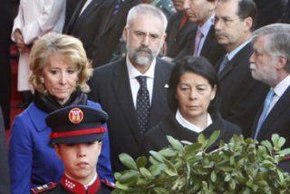 El PSOE pide perdón por no acudir al acto del 11-M organizado por Aguirre