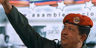 """Chávez a Obama: """"No se meta con Venezuela, no siga el camino torpe"""""""