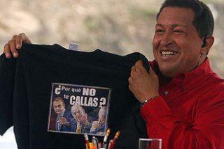 """Hugo Chávez dice ahora de que la filial venezolana del Santander """"no vale lo que valía"""""""