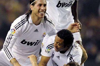 El Real Madrid resucita en San Mamés