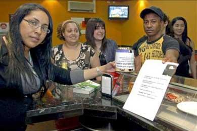 Inmigrantes de Latinoamérica y África se unen para repatriar a Brasil el cadáver María Socorro