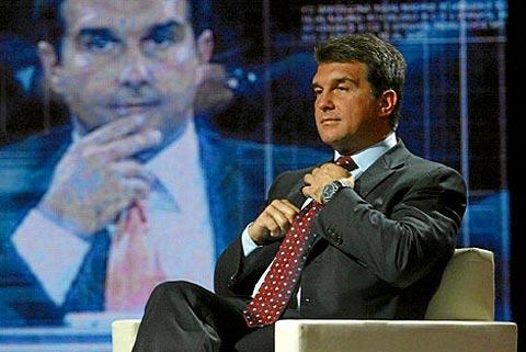 "Joan Laporta: ""Es lamentable que TV3 demore pagos a el Barça"""