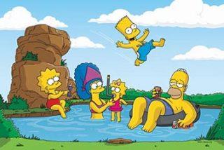 Los Simpsons, desahuciados por la crisis hipotecaria