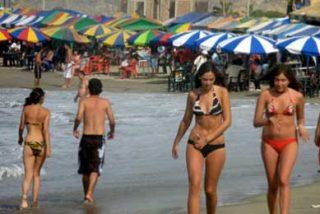 Playas de Máncora, Perú, el idílico escenario de la última película de Elsa Pataky