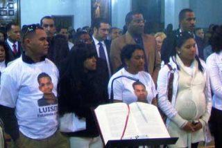 """Madre de Luisito, inmigrante dominicano asesinado en Madrid: """"Estoy como muerta en vida"""""""