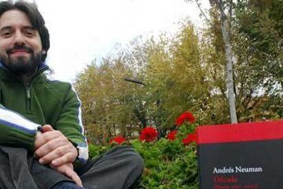 Andrés Neuman gana el Alfaguara con una novela futurista que sucede en el siglo XIX