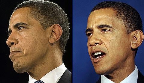 Las canas de Obama copan las portadas de medios de comunicación norteamericanos