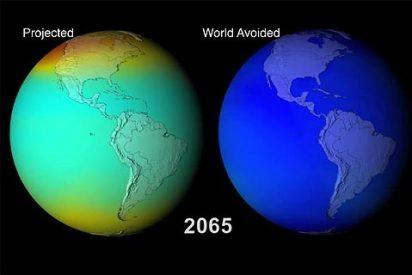 La NASA simula las consecuencias de un mundo sin capa de ozono