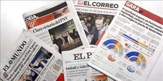 """""""El voto tripartito contra natura consumaría el fraude a la sociedad vasca"""""""