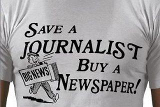 ¿Son los periódicos de papel una especie en extinción?