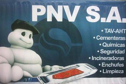 "PNV: ""Padrino Nacionalista Vasco"""
