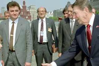Cuando Putin espiaba a Reagan