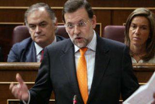 """Rajoy a ZP: """"Ahora que no hay elecciones, ¿van a decir la verdad?"""""""