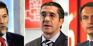 """¿Tiene el PP la """"obligación moral"""" de apoyar la investidura de Patxi López?"""
