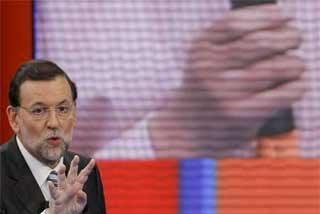 """Rajoy: """"No es fácil un programa como éste, pero es muy reconfortante"""""""