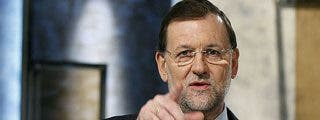"""Mariano Rajoy: """"El viento del cambio ya sopla en España"""""""