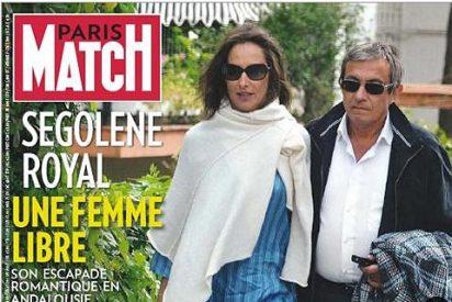 La revista Paris-Match, condenada a indemnizar a Ségolène Royal