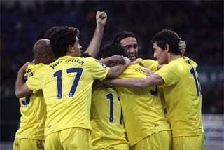 El Villarreal ya no es un novato en Champions