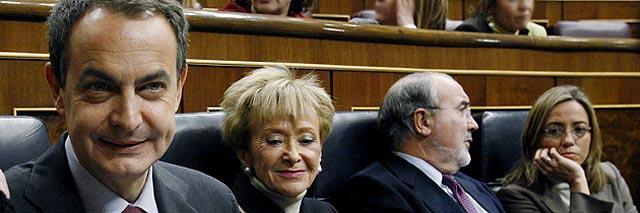 Gobierno ZP: Viejos, mujeres y niños