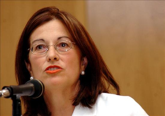 Carmen Romero, ex de Felipe González y candidata a las europeas, está cabreada