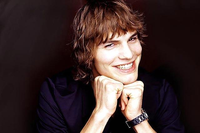 Y el rey de Twittter se llama... ¡Ashton Kutcher!